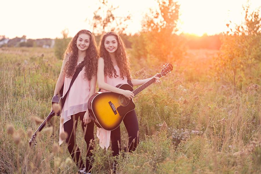 Ava & Lily Rashed