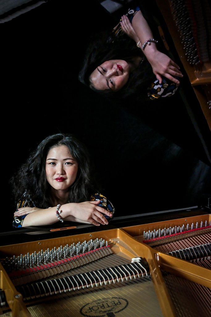 Vivienne Chu Liao, Pianist